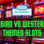 Differences of Asian Slot Machines From Western-Themed Slots